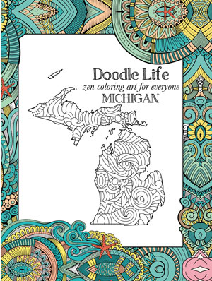 Michigan Coloring Book